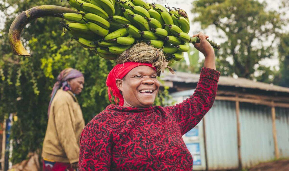 Banan na poprawę humoru