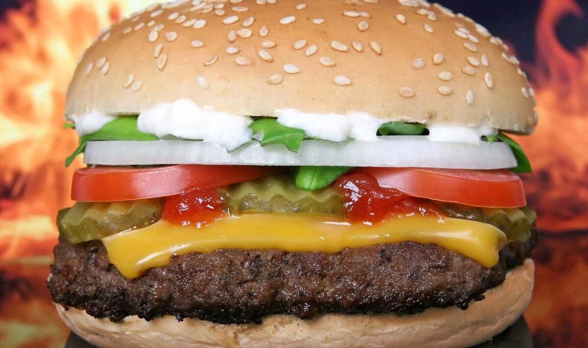 Niezdrowe jedzenie