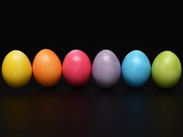 Zdrowe jajka na Wielkanoc
