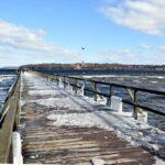Zimowy wyjazd nad morze