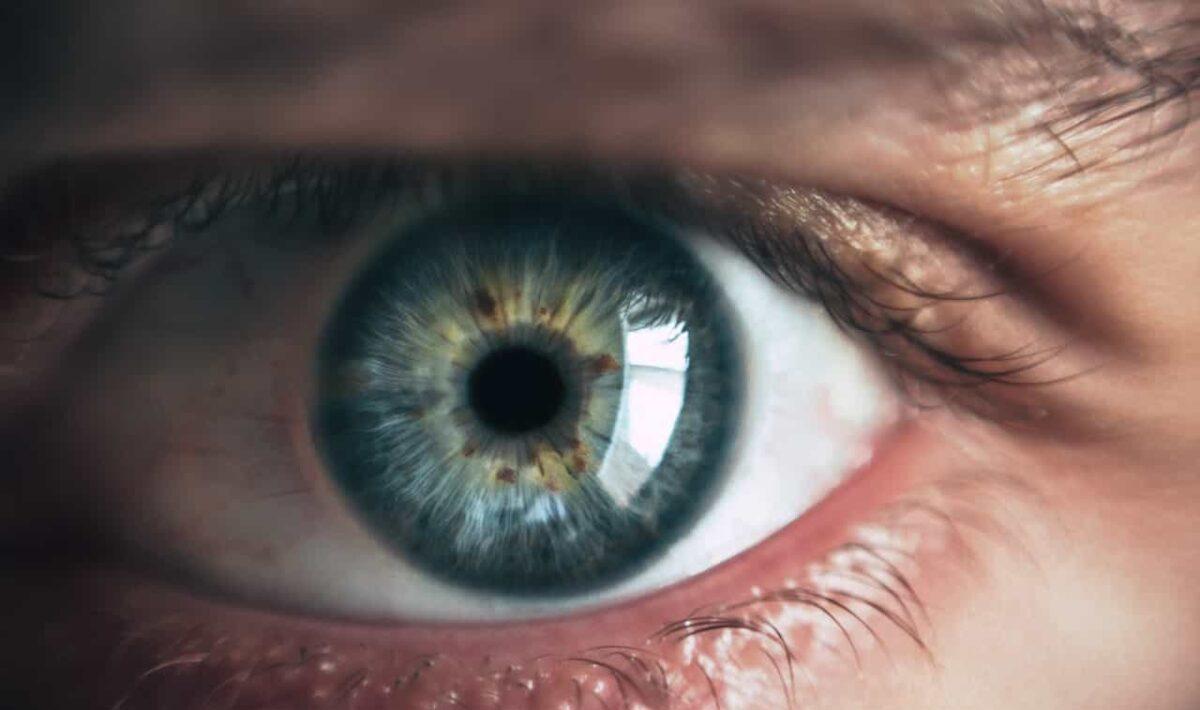 Makijaż do niebieskich oczu