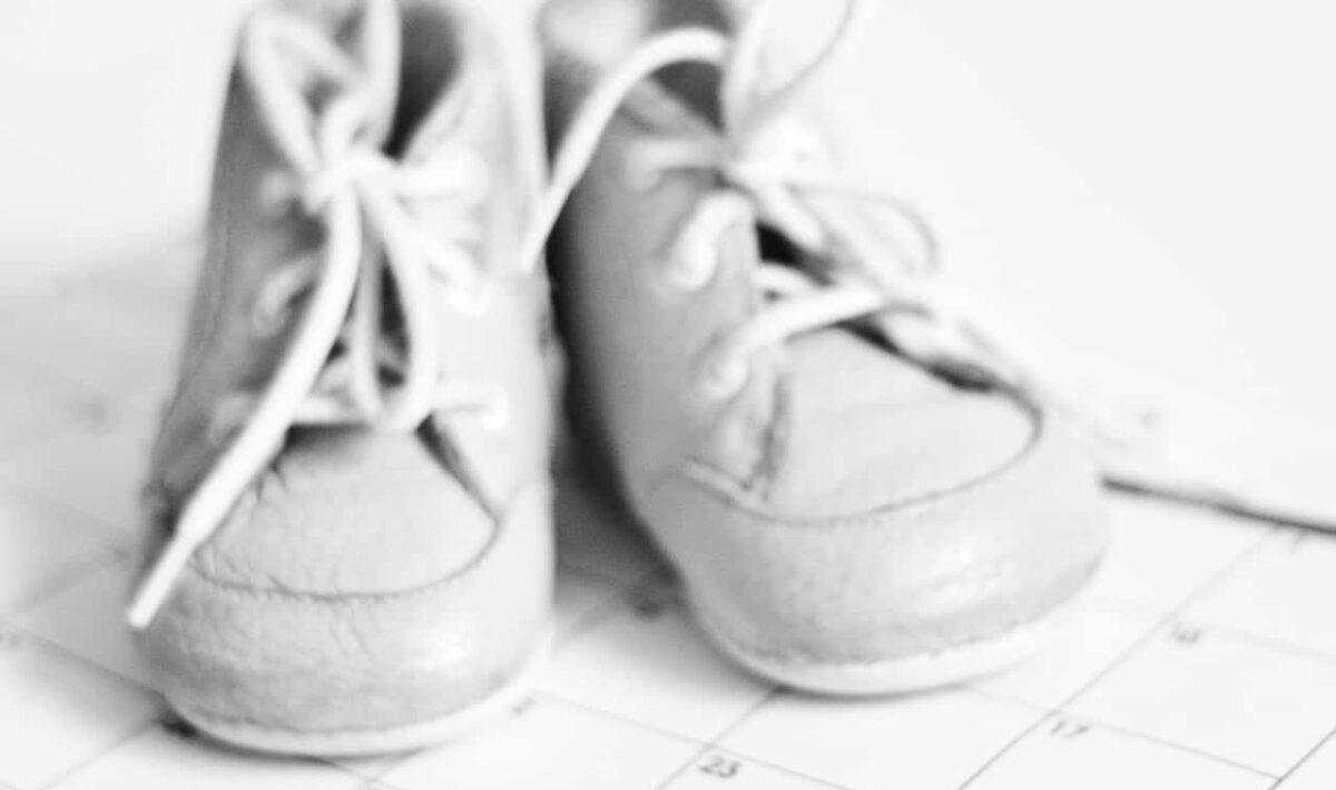 Ciąża kalendarz 9 miesięcy