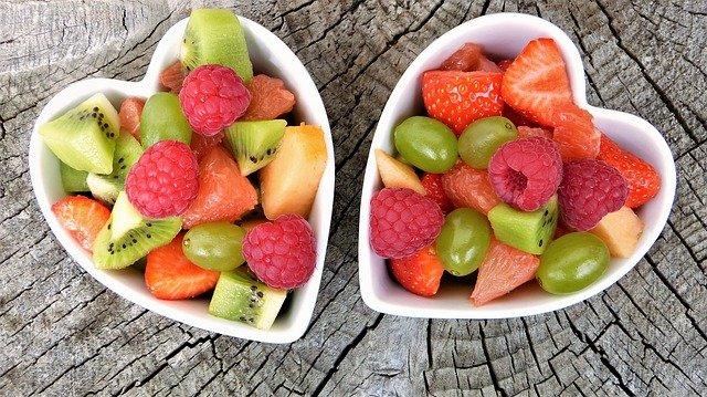Owoce na lato
